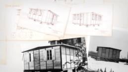 Prouvé, Maison des sinistrés