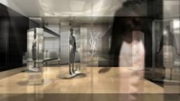 YSL Concept Store