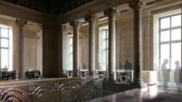 Le Louvre restauration