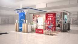 Biotherm Pop-Up Store