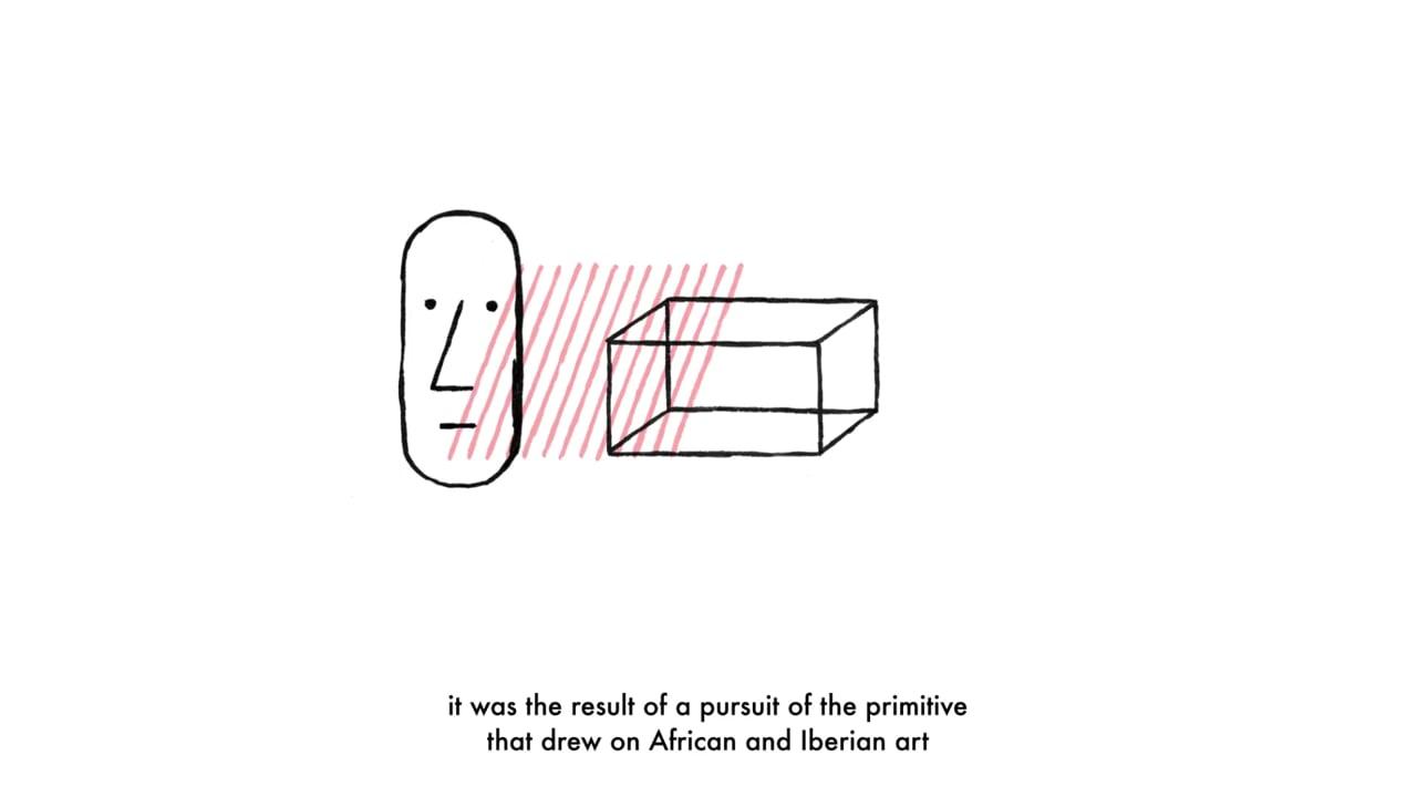 Voulez-vous un dessin? # 02 Cubisme